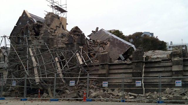 Chch quake provincial chambers