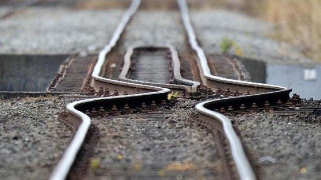 Chch Quake rail line
